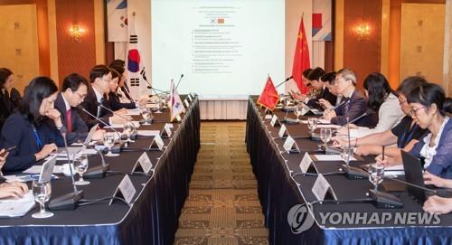 韩中自贸协定第二阶段第五轮谈判