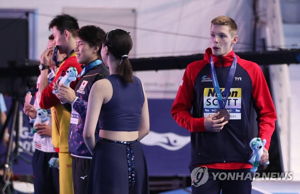 国际泳联发新规禁止运动员做歧视行为