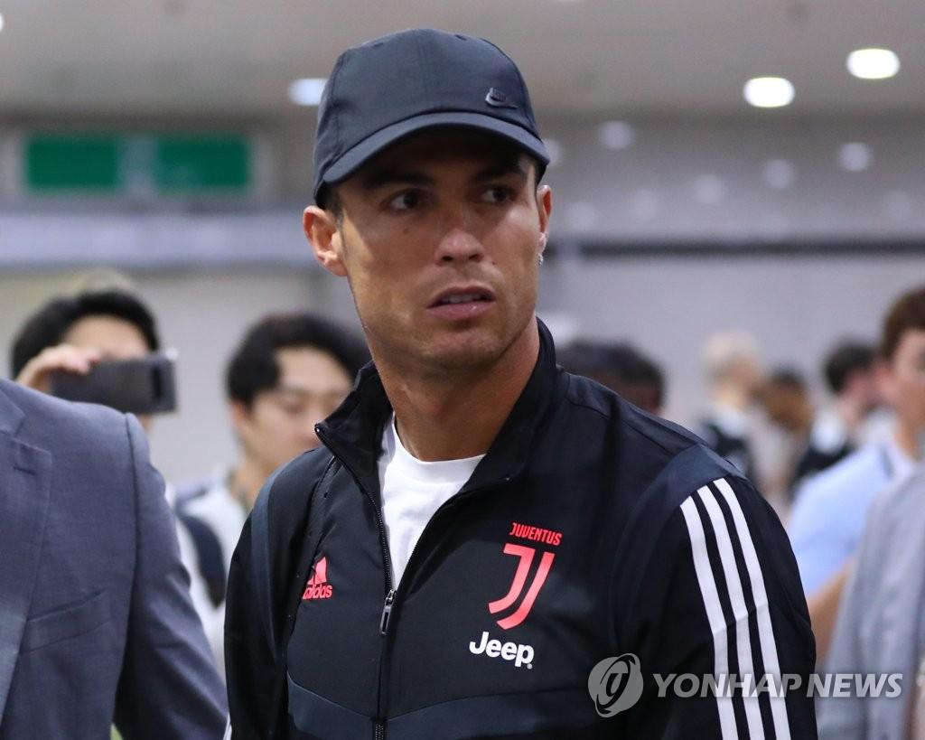 韩国职业足球联盟抗议C罗违约缺席友谊赛