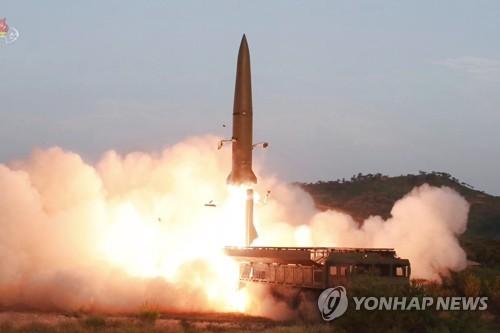 详讯:韩军称朝鲜今晨发射2枚近程弹道导弹