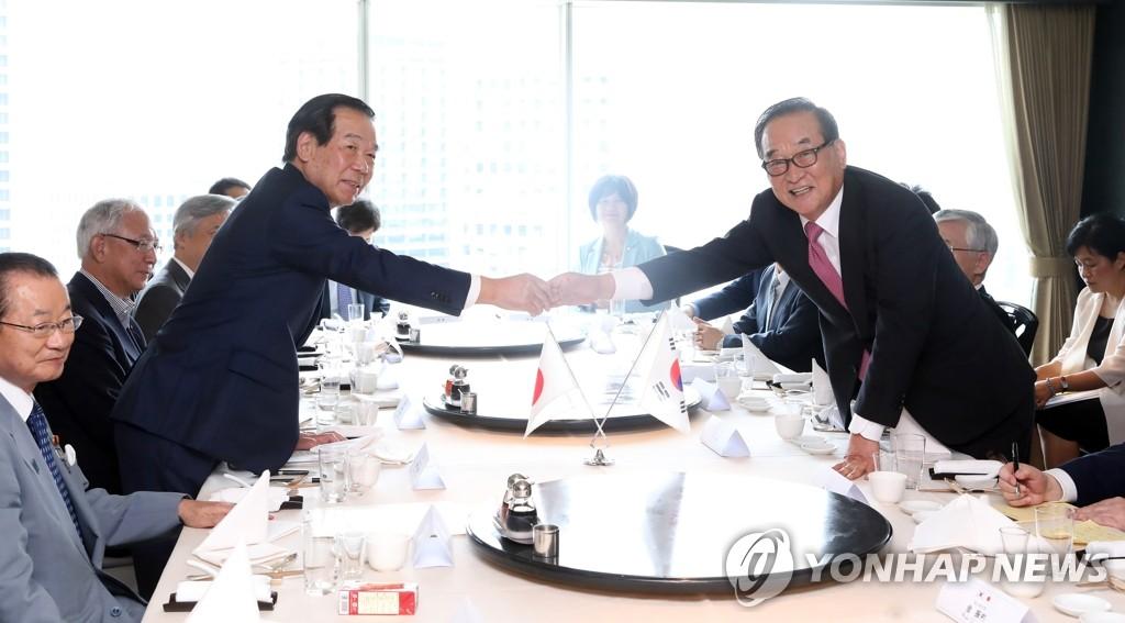 韩国议员代表团游说日本解除限贸