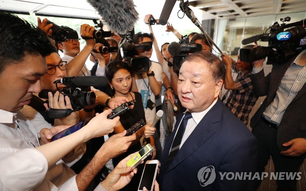 韩国议员团会见日本在野党高层