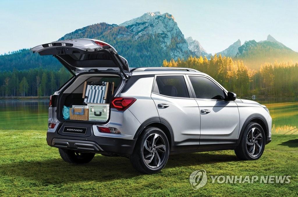 韩国五大整车厂商10月销量同比降4% - 3