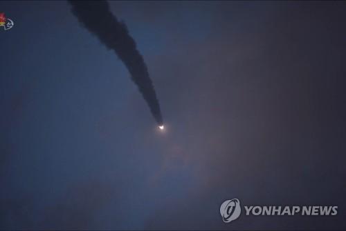 简讯:朝鲜今晨从西部地区向东海发射不明飞行器