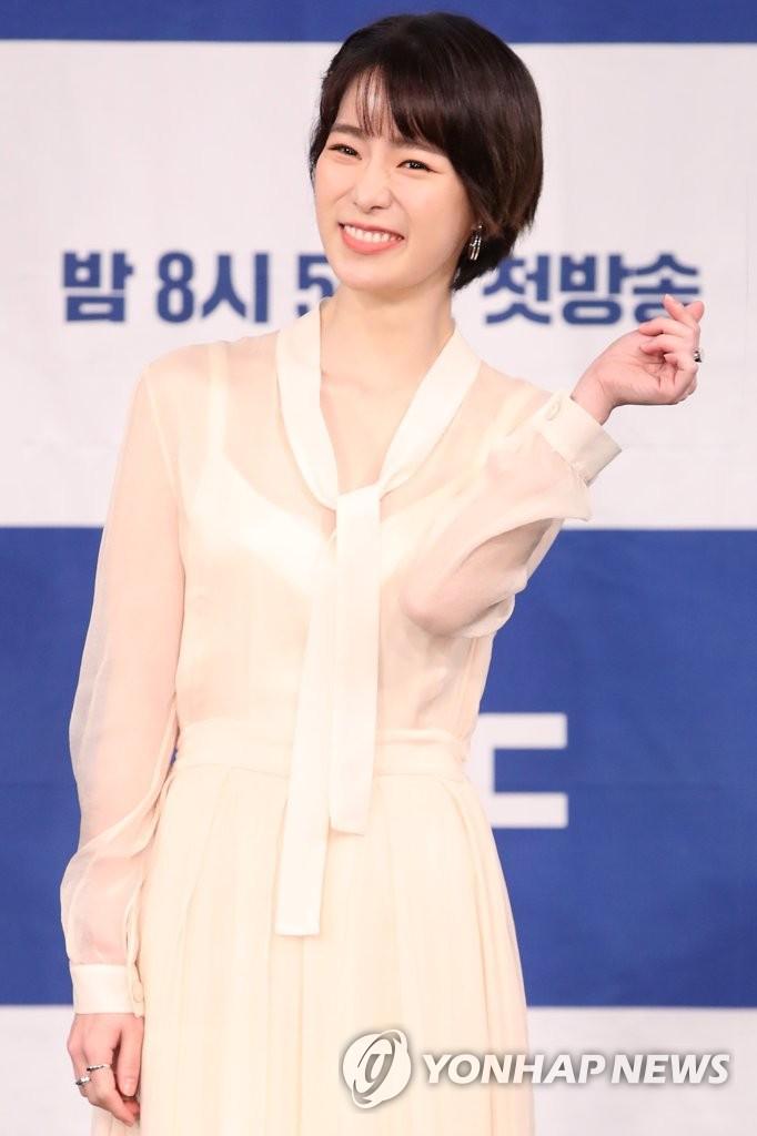 林智妍可爱吸睛