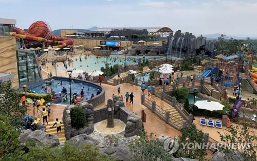 韩国加强水上乐园暑期防疫
