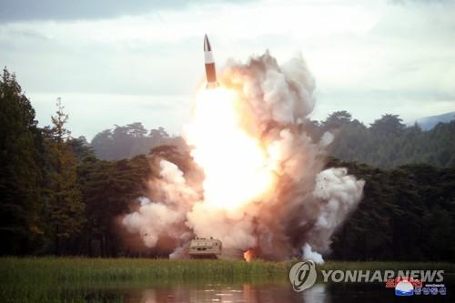 详讯:朝鲜发射不明飞行器 为今年第10次