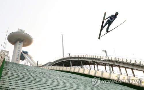 250余名外国选手将在平昌备战北京冬奥会