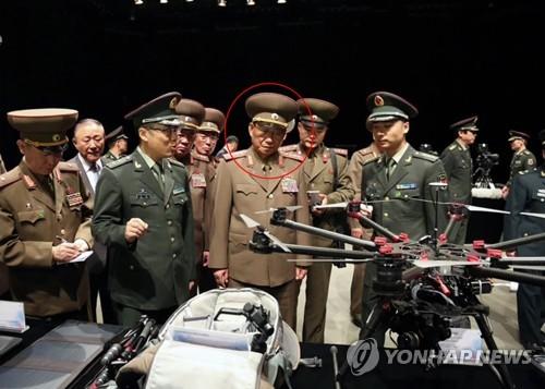 朝鲜人民军总政治局局长金秀吉访华