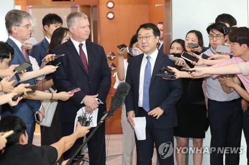 韩美对朝代表本周在美举行会晤