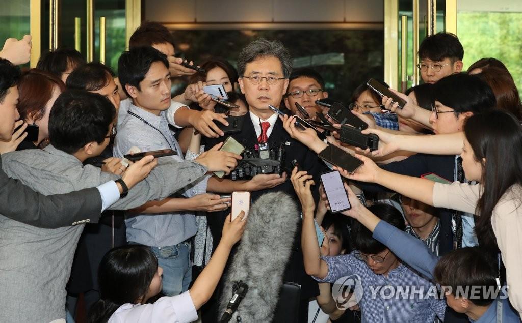 韩高官会见美对朝代表后预测朝美对话在即