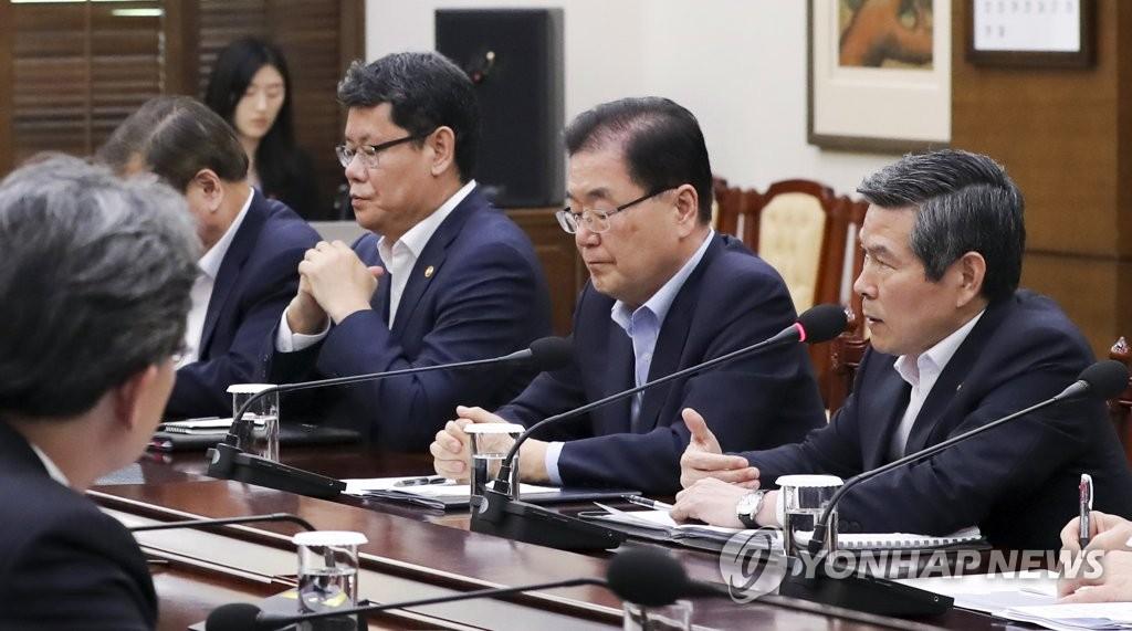 韩高官:政府终止军情协定亦考虑日方或变卦