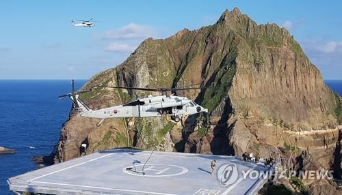 韩宙斯盾舰等精兵利器首现独岛演习