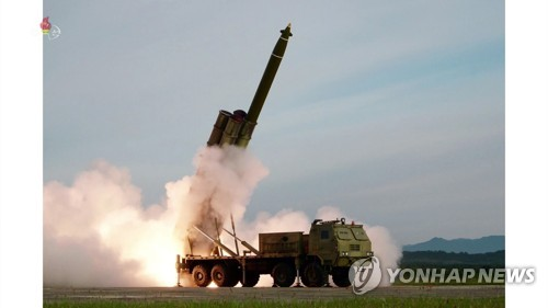 朝鲜官媒介绍开发新武器背景引关注