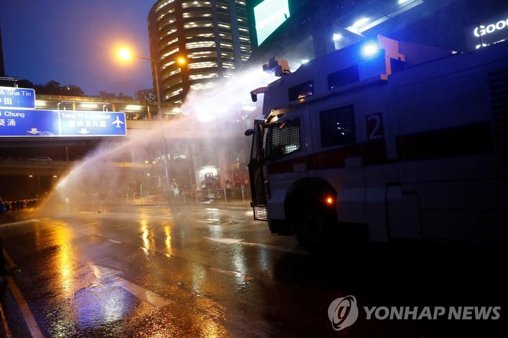 韩国发布香港旅游安全预警