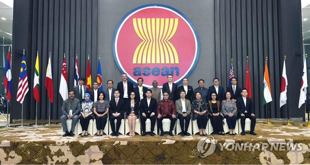 韩高官出席RCEP会间会