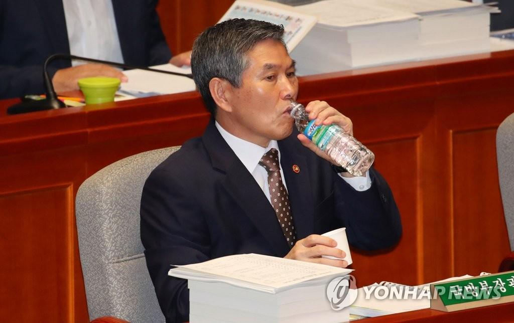 韩防长称韩日军情协定价值不大