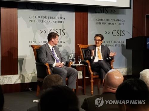 美国助理防长吁韩续签韩日军情协定