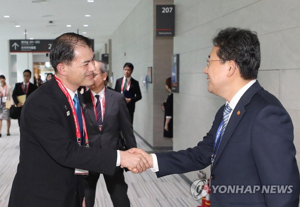 韩中日文化和旅游部长会议今在仁川举行