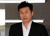 梁铉锡色情招商案被送检 警方未获确凿证据