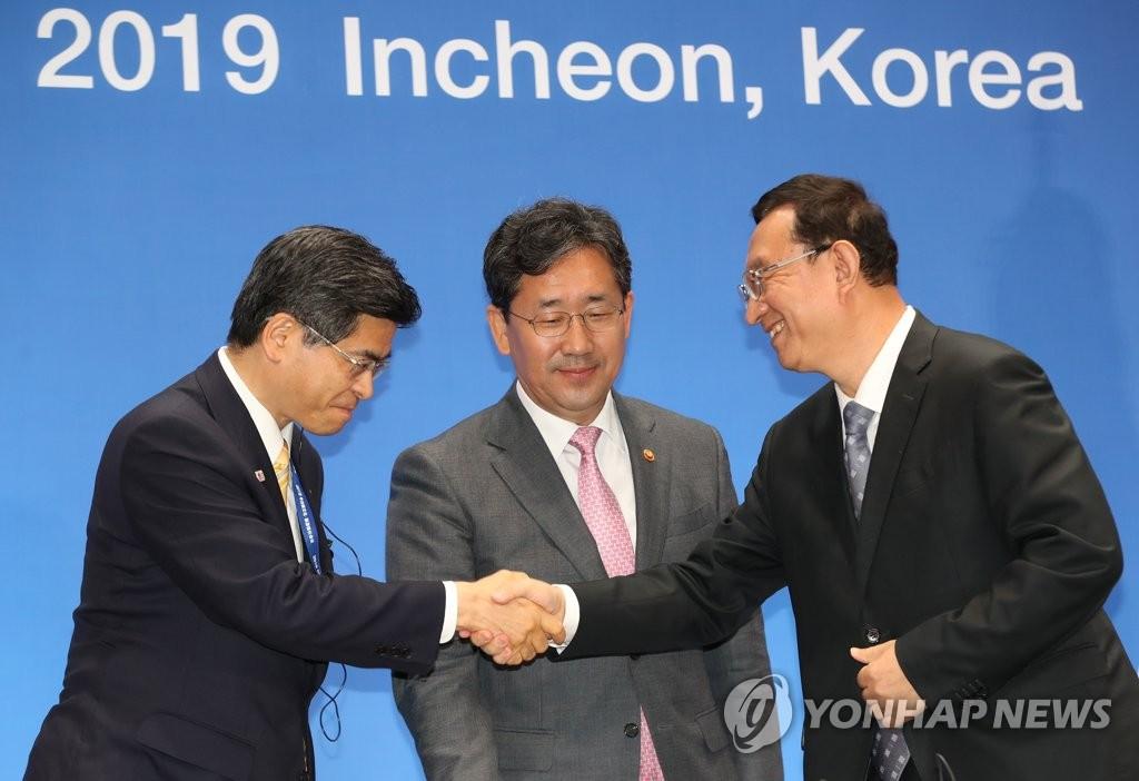 第12届韩中日文化内容产业论坛在釜山举行