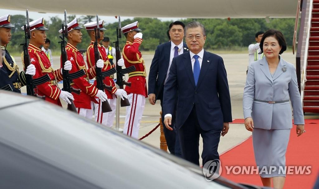 文在寅将访问韩缅经合产业园