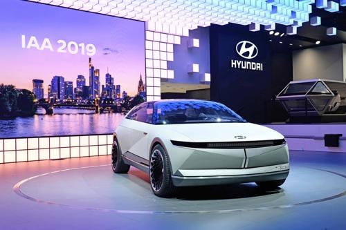 韩国前4月进口电动汽车销量同比增40%