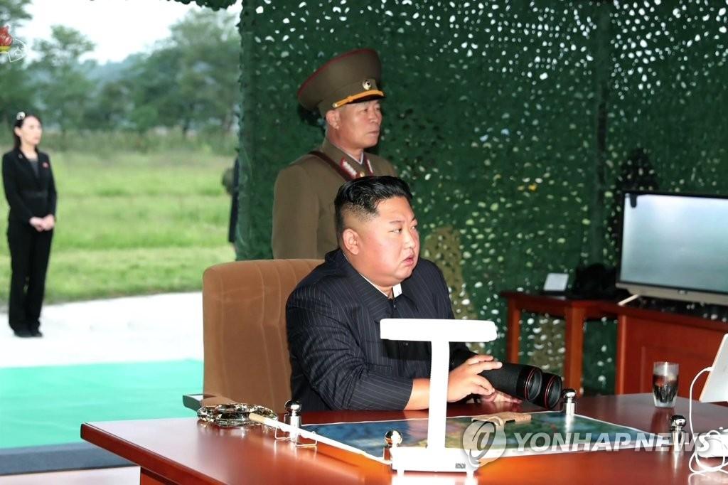朝军总参谋长:若美方动武朝方将以牙还牙