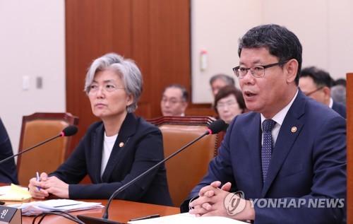 韩统一部长官:与朝猪瘟防疫合作不顺