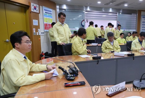 韩国又现非瘟疑似病例 政府严防疫情扩散
