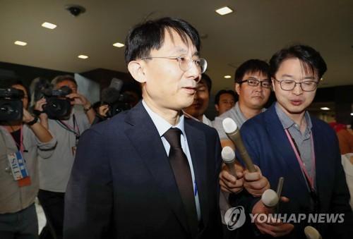 韩日明举行外交部司局级磋商