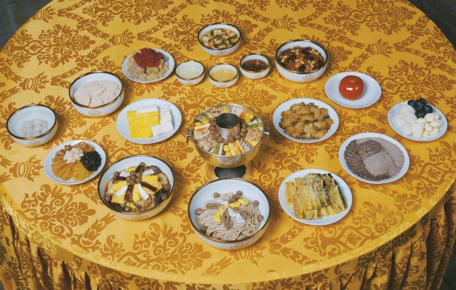 大韩帝国皇帝的饭桌特别展
