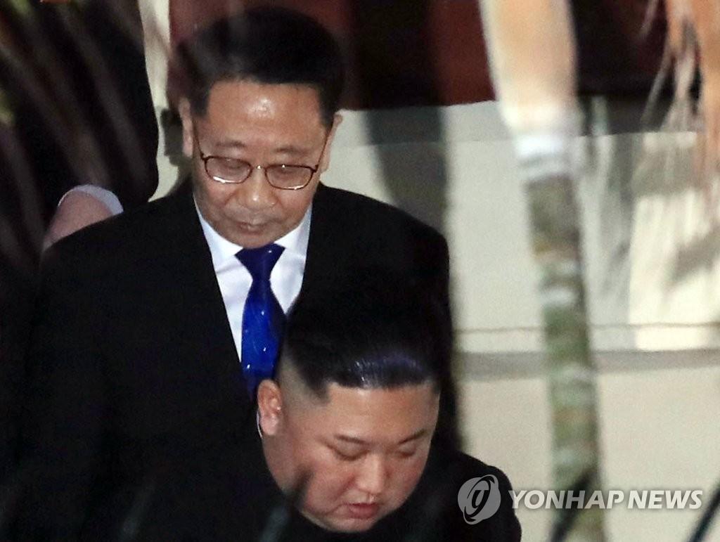 朝鲜对美谈判团抵京将赴瑞典