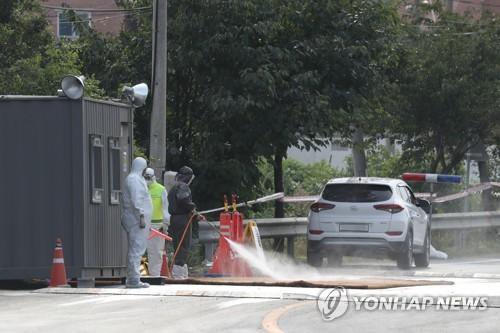 韩国猪瘟缓冲区确诊第14例疫情