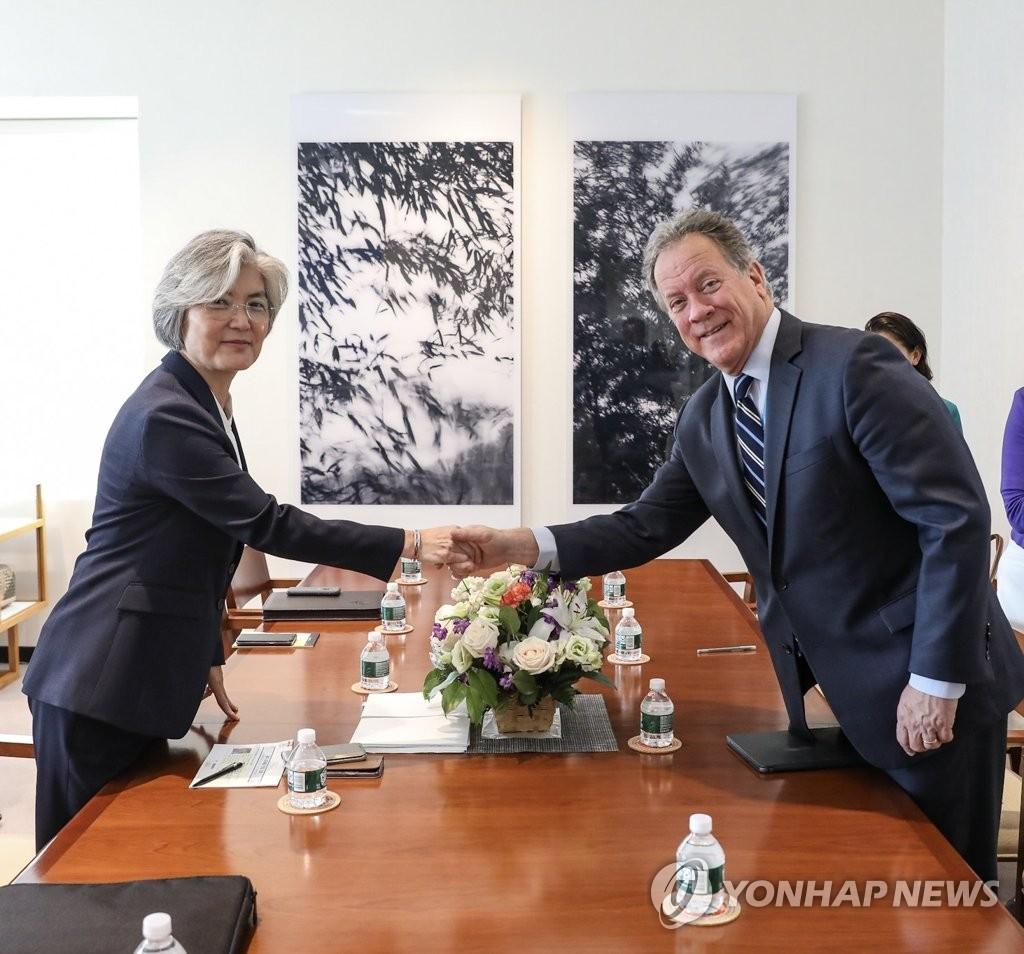 韩将扩大对联合国粮食计划署提供的人道援助规模