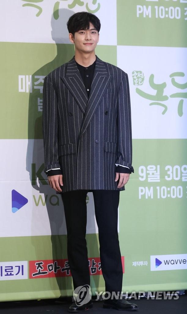 演员姜泰伍
