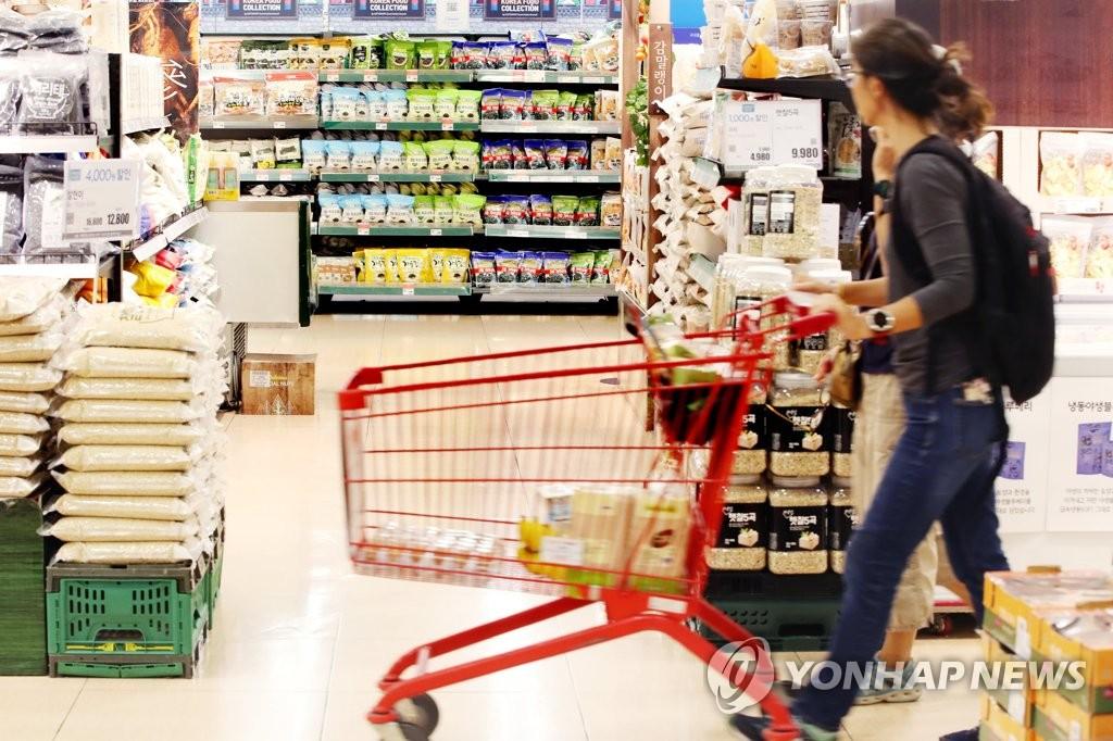 简讯:韩10月CPI同比零增长