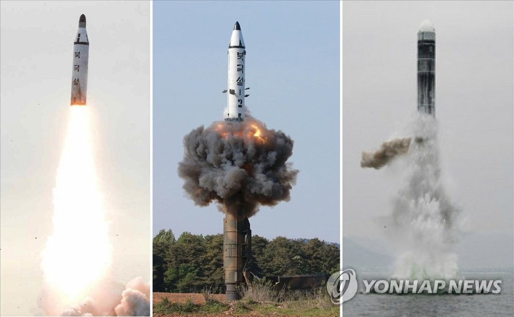韩国防科研所:朝鲜实战部署潜射导弹尚需数年