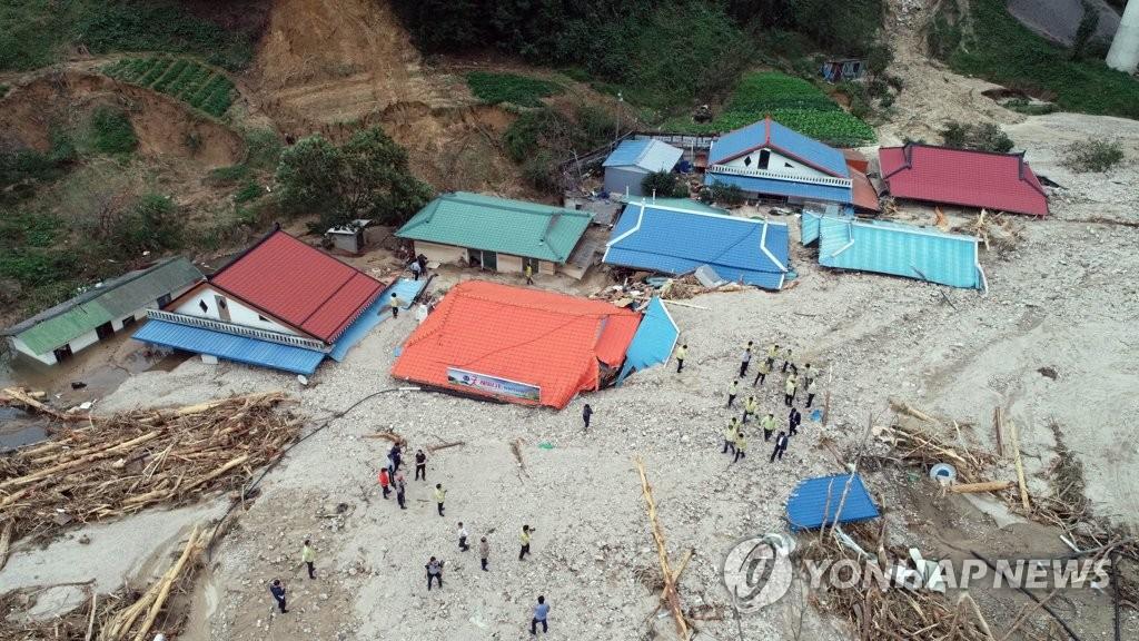 统计:2019年韩国社会灾害损失同比增4倍多