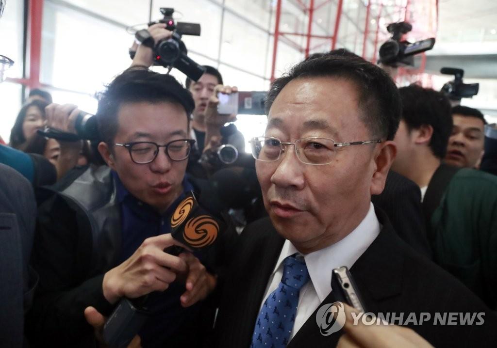 朝鲜谈判代表抵京 促美转变态度