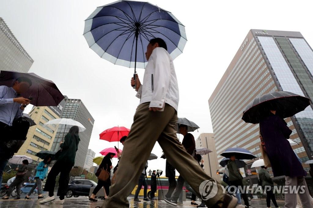 调查:韩四成8090后不在意职场晋升