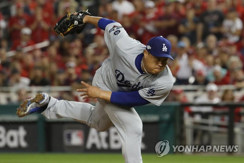 柳贤振入围美职棒赛扬奖候选名单