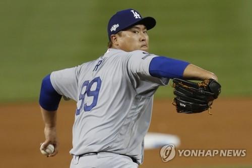 棒球明星柳贤振将下周返韩