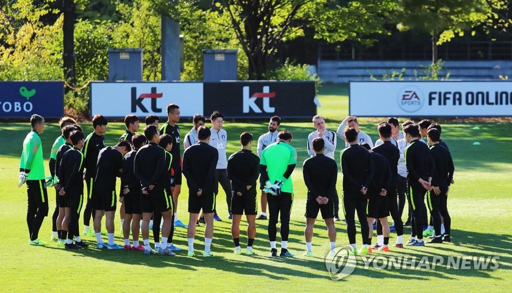世界杯预选赛韩朝对决恐难直播