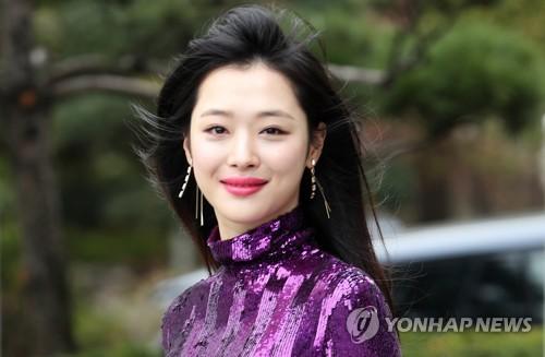韩艺人纷纷取消日程为雪莉哀悼