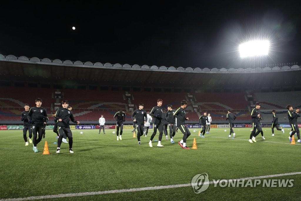 详讯:朝鲜表示将向韩提供世预赛韩朝比赛DVD