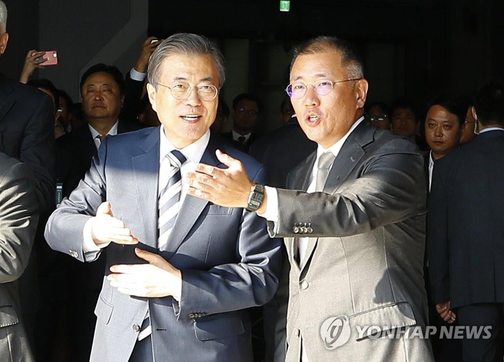 """文在寅今将发表""""韩版新政""""综合规划"""
