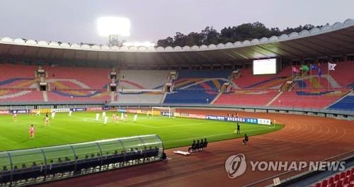 世预赛韩国客场0比0战平朝鲜
