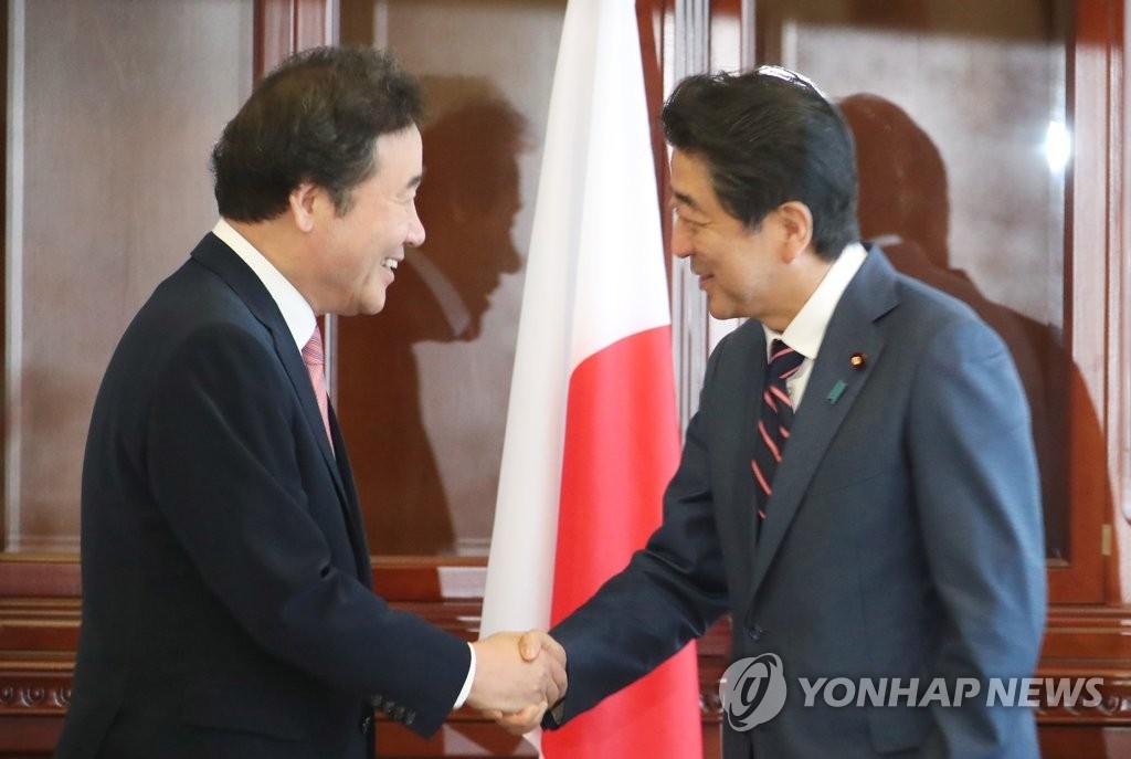 韩总理将借访日力推面向未来的双边关系