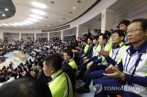 亚洲青少年举重锦标赛在平壤开幕